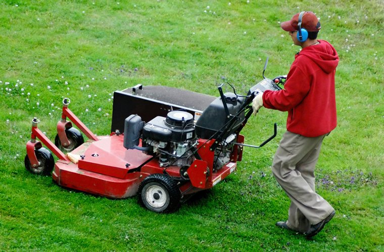 uber for lawn mowing