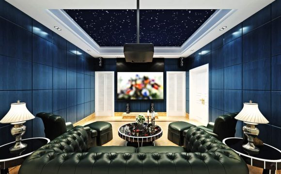 Three Conversion Projects To Make A Perfect Cinema Room