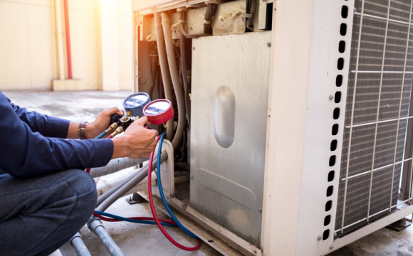 What is the right time to repair the heating unit?
