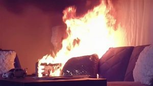 How to Deal with a Fire in Your Home